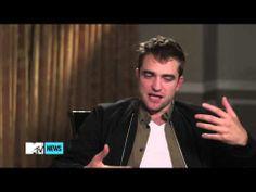 *VIDEO* Robert Pattinson Interview with MTV