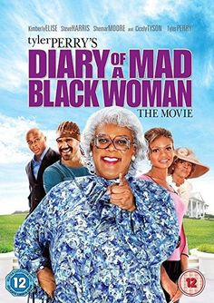 Kimberly Elise & Steve Harris & Darren Grant-Diary of a Mad Black Woman
