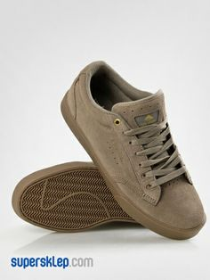 Emerica shoes The Flick (taupe)