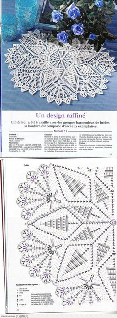 Kira scheme crochet: Scheme cr