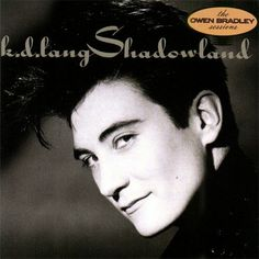 k.d. Lang - Shadowland Vinyl LP January 7 2017 Pre-order