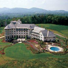 Biltmore Home in North Carolina USA.