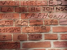 Old Hereward bricks