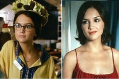 She's All That - Makeover target: Lainey (Rachael Leigh Cook)From: Theater geekTo: Prom queen She's All That Movie, Not Another Teen Movie, Teen Movies, Old Movies, Movie Tv, Rachel Leigh Cook, She's The Man, Prom Queens, Celebs