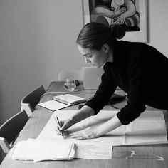 "Sorént Oslo på Instagram: ""Constructing the Ayla blouse"" Oslo, Construction, Blouse, Instagram, Building, Blouses, Woman Shirt, Hoodie, Top"