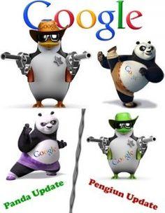 Googleの検索順位と変動について知っておこう   Googleグーグルはパンダアップデートやペンギンアップデートなど多くのアルゴリズムを使って検索順位や変動を行っています  そしてインターネットを活用して何らかの商いをしているSEO対策に関心のある人であればパンダアップデートやペンギンアップデートといった言葉を一度は耳にしたことがあるのではないでしょうか  SEO対策を行う上で避けて通ることはできないパンダアップデートやペンギンアップデートですがまったく聞いたことがないという人のために簡単に説明しますね  パンダアップデートとは サイト内に良質なホームページコンテンツを作ろうというグーグルが決めたルール名の一つです  良質なコンテンツでは無いため評価を下げるサイトの特徴 他サイトの内容をコピーしただけのユーザーにとってあまり価値が無いサイト 自サイト内でも内容が重複しているようなページ アフィリエイトなどの広告ばかりが貼り付けられているサイト 掲載されている文章やコンテンツの信頼性が低いサイト システムで自動生成されたスパムサイト…