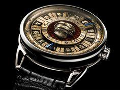 #De Bethune - DB25 #Imperial Fountain watch