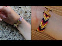 Summer DIY #1 : 2 styles de bracelets brésiliens !