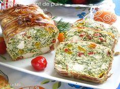 » Drob din piept de pui cu ardei coloratiCulorile din Farfurie Avocado Toast, Quiche, Chicken, Breakfast, Food, Meal, Eten, Quiches, Meals
