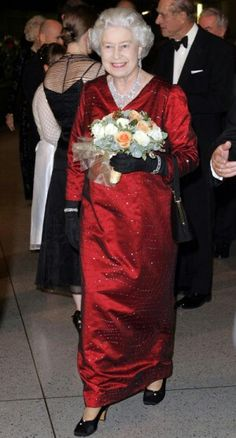 2005 from Queen Elizabeth II's Royal Style Through the Years