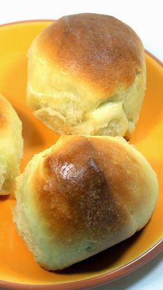 Inspired By eRecipeCards: Better Than HAWAIIAN SWEET ROLLS (Bread Machine EASY!) - 52 Church PotLuck Dishes