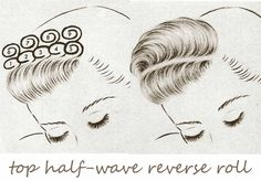 S Pompadour Hairstyle Tutorial