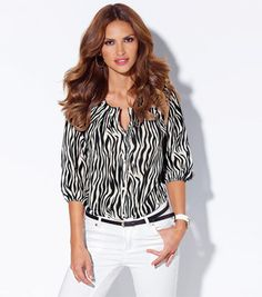 #Blusa #cebra #colores 9,99€