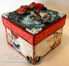 Image result for altered boxes