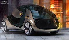 dream car of Steve Jobs the former founder of Apple