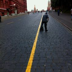 To the Red sq.
