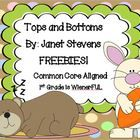 This is a part of my Plants Research Writing Unit! :o)    Enjoy the Freebies!      Tops and Bottoms by Janet Stevens    -Comparing Bear and Rabbit by lis...