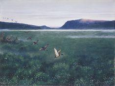 Theodor Kittelsen 12 villender 1897 - Theodor Kittelsen - Wikipedia, the free encyclopedia