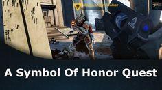 Destiny Rise Of Iron A Symbol Of Honor Quest Walkthrough