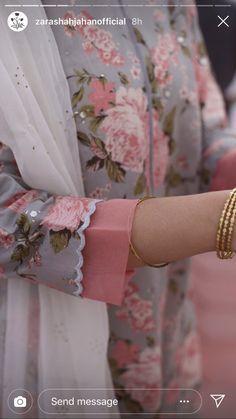 Best 12 Kurti designs for stitch – Page 133700682673498425 – SkillOfKing. Kurti Sleeves Design, Sleeves Designs For Dresses, Neck Designs For Suits, Kurta Neck Design, Dress Neck Designs, Blouse Designs, Sleeve Designs For Kurtis, Neck Design For Kurtis, Kurta Designs Women