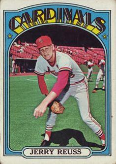 775 - Jerry Reuss - St. Louis Cardinals