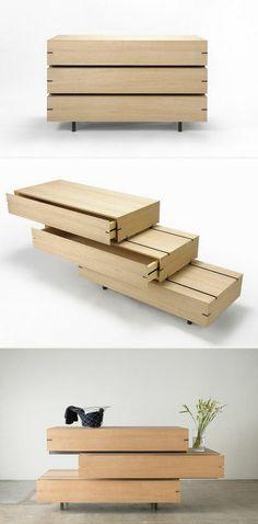 """Drawer Shelf"" by Keiji Ashizawa"