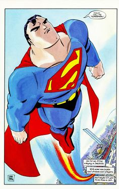 Superman by Tim Sale