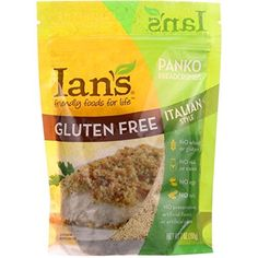 Allergy Friendly. Food allergy gourmands and Celiac chefs - it's time to celebrate! You're looking at the country's most allergy-friendly Panko Breadrumbs ever! Prized for their li