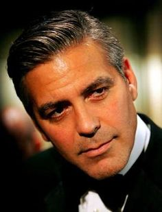 George Clooney, very Cary Grant-ish. George Clooney, The Great, Old Hollywood Style, Celebrities Then And Now, Richard Gere, Star Wars, Cary Grant, Attractive Men, Brad Pitt