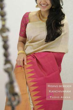 Jewerly photoshoot classy Ideas for 2019 Saree Blouse Neck Designs, Saree Blouse Patterns, Indian Beauty Saree, Indian Sarees, Saree Jewellery, Wedding Silk Saree, Simple Sarees, Blouse Models, Saree Look