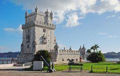 Belém, żółte tramwaje i inne atrakcje Lizbony   Mama said be cool - blog podróżniczy Belem, Tower Bridge, Notre Dame, Building, Travel, Voyage, Buildings, Viajes, Traveling