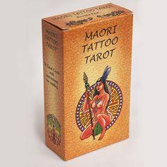 Maori Tattoo Tarot deck