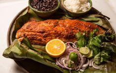 One of our local favorites! Yucatan Fish: Tikin Xic