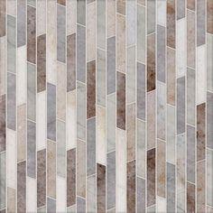 Talya Multi Finish 8 14 Rhodes Pa Al Av Marble Waterjet Mosaics - Country Floors of America LLC. 3d Texture, Tiles Texture, Marble Texture, Paving Texture, Floor Patterns, Wall Patterns, Textures Patterns, Floor Design, Tile Design