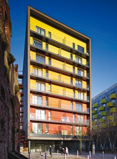 Barking Central near London- Allford Hall Monaghan Morris Architects