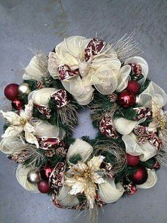My wreath                                                                                                                                                                                 More
