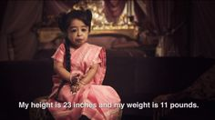 Learn about the smallest cast member of American Horror Story: Freak Show.