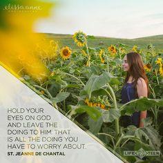 Putting trust in Christ