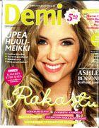 Demi-lehden kauneustoimittaja Emma Suominen suosittelee satsaamaan Active Moist -kosteusvoiteeseen.