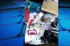 Documentos de várias pessoas são encontrados dentro de container em Taguatinga - http://noticiasembrasilia.com.br/noticias-distrito-federal-cidade-brasilia/2015/06/22/documentos-de-varias-pessoas-sao-encontrados-dentro-de-container-em-taguatinga/