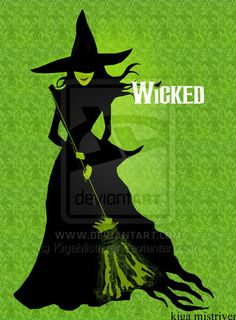 Wicked- saw on Broadway three times, the first with Ana Gasteyer from SNL, Carol Kane. Also saw in DC