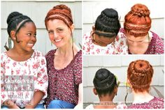 """Share the Hair """"Mama and Me"""" Mother's Day Edition 2014 #MothersDay #NaturalHair 