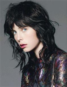 Edie Campbell by Liz Collins for Elle France September 2014 7