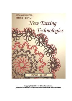 Gallery.ru / Фото #1 - New Tatting Technologies 2 - mula...FREE BOOK!!