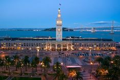 The Ferry Building Marketplace, first opened in is conveniently located on one of San Francisco's most picturesque boulevards, The Embarcadero. San Francisco California, California Dreamin', Northern California, Beautiful World, Beautiful Places, Places To Travel, Places To Visit, Belle Photo, The Good Place