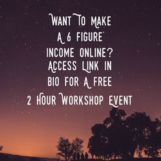Looking to escape your job and achieve financial freedom while travelling around the world?  Register for a FREE 2 hour workshop from my bio link that will teach you how and reveal a revolutionary online business model for FREE  #entrepreneurlife #smallbusiness #businessowner #motivational #startup #freedomthinkers #hardworkpaysoff #hardwork #entrepreneurlife #smallbusiness #businessowner #motivational #startup #freedomthinkers #hardworkpaysoff #hardwork #nevergiveup #education #money…