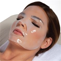 Collagen Crystal Facial Mask 20 Pack.. Looks Creepy..LOL