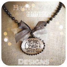Necklace from Heather Hansen Designs