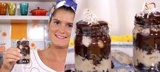 Em mais uma receita sem nada de origem animal em seu programa no GNT, a chef carioca Tati Lund ensina uma receita de bolco servido no copinho. A massa leva farinha de arroz, melado de cana, castanhas e outras delícias. O recheio tem calda de chocolate feita com leite de amêndoas e beijinho de coco …