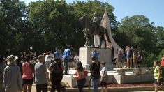Memphis Removes Two Confederate Statues Ahead of 50th Anniversary of MLK Assassination